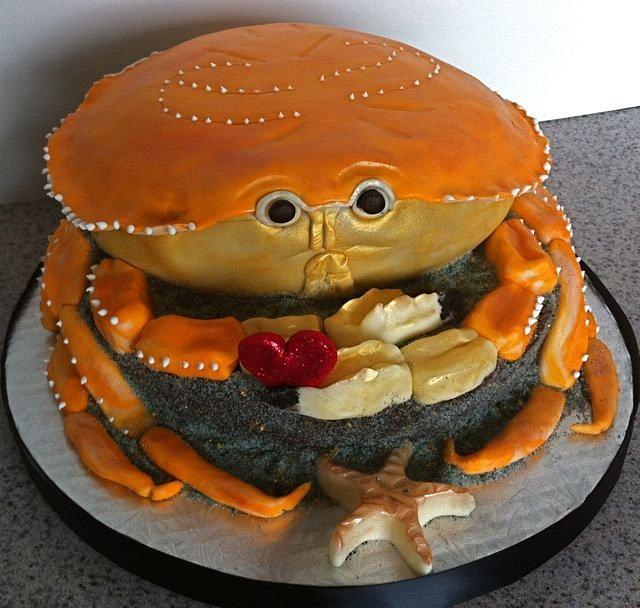 Crabby Wedding