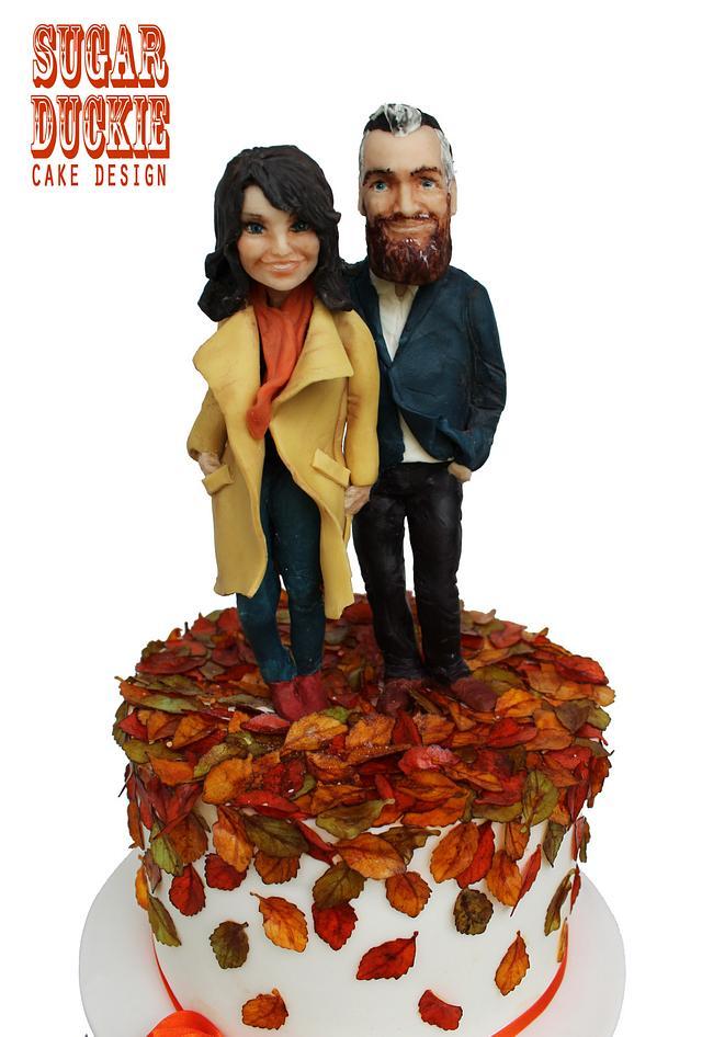 Gav & Gwen's Autumn Wedding