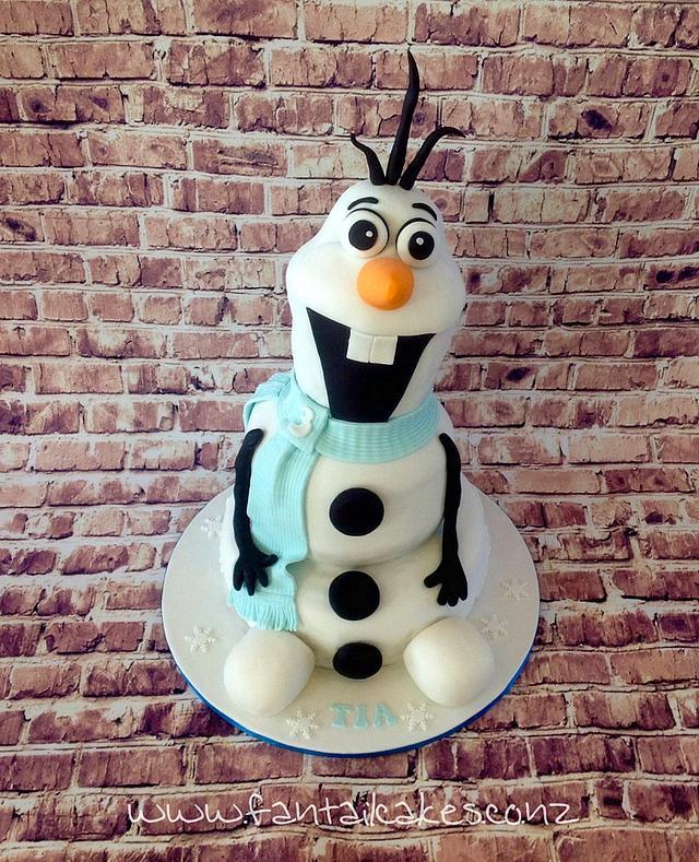 Happy Olaf