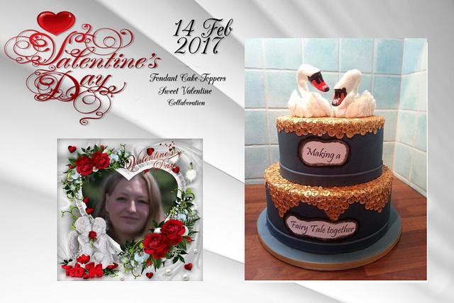 Sweet valentine collaboration 2017