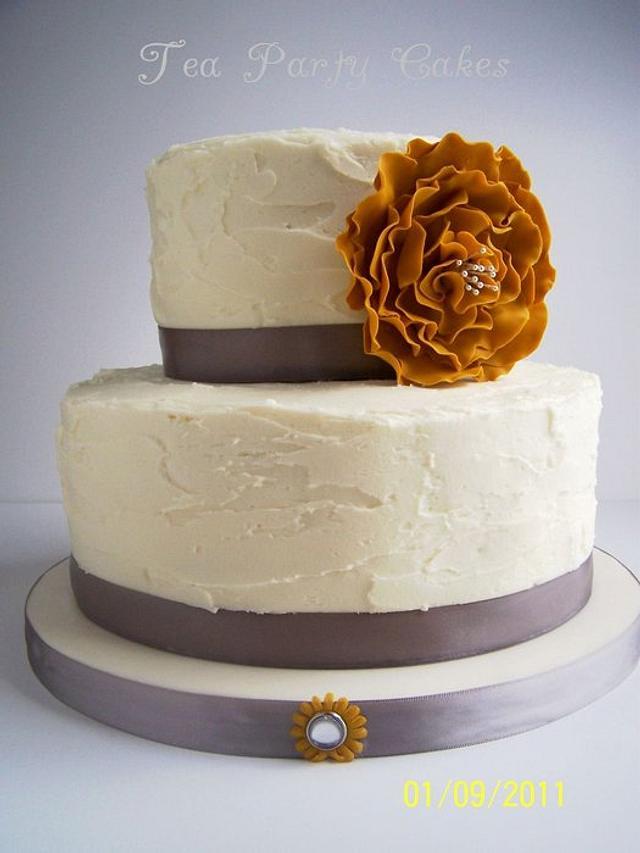 Lindsay's Wedding Cake