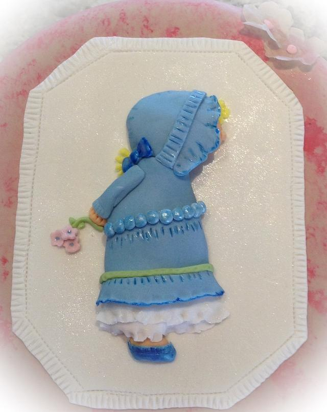 Holly Hobby Figure