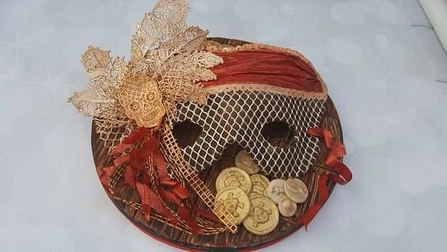 SugarPirates Pirate Mask