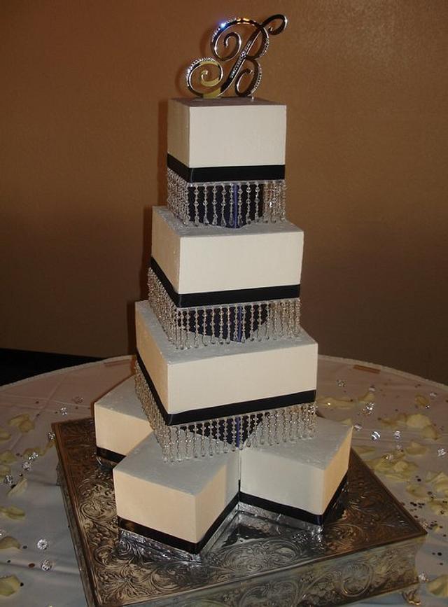 Crystal Bead Cake