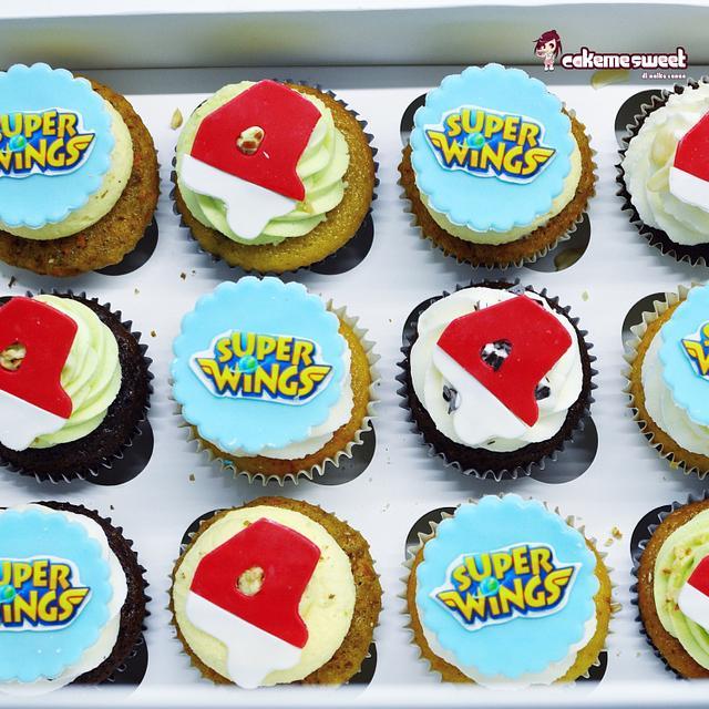 Super wings party set