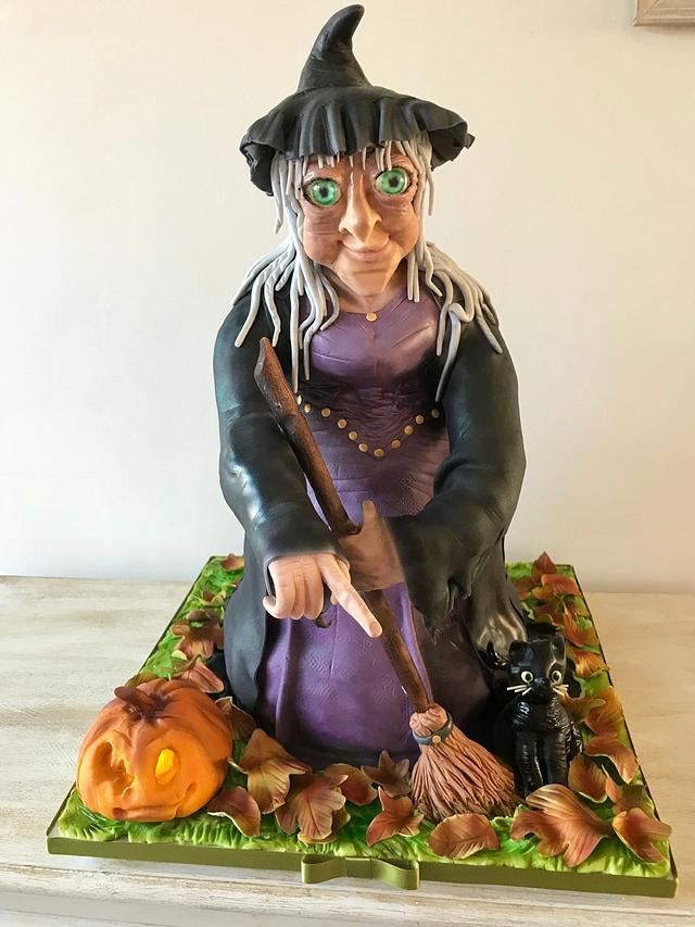 My witch cake