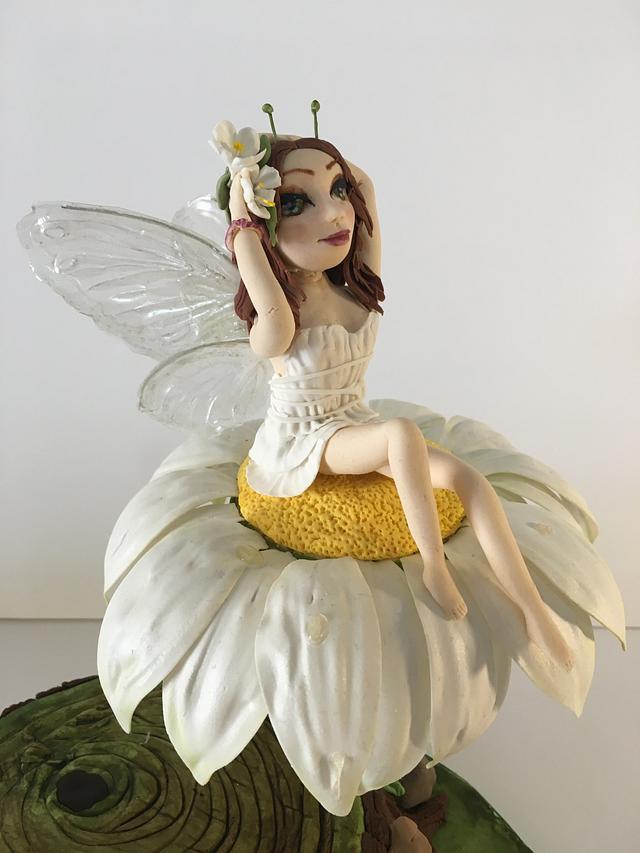 Stylish fairy