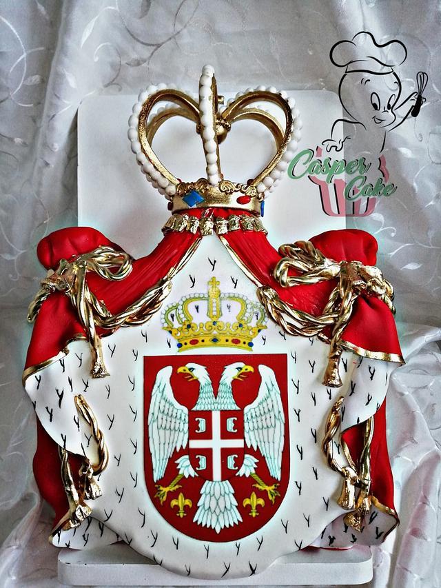 Royal coat of arms of Serbia