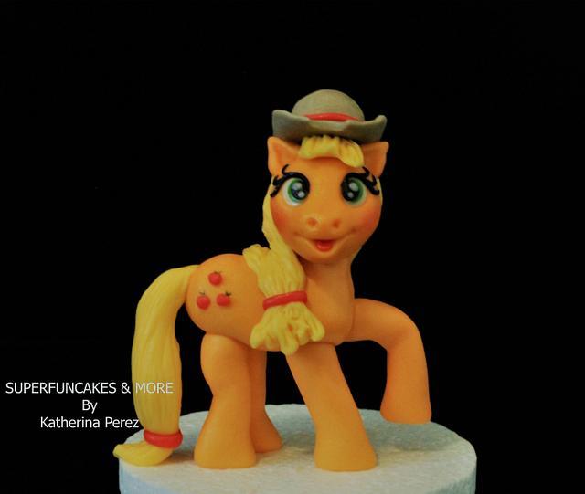 Apple Jack My Little Pony