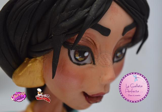 Princess Jazmin