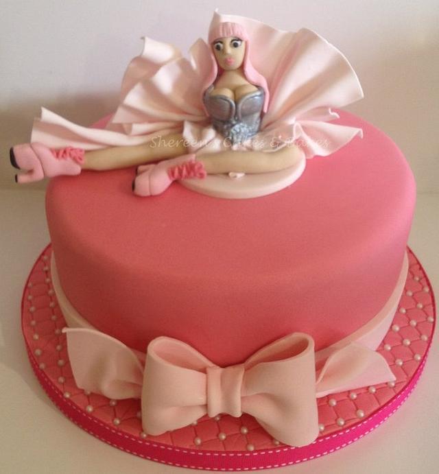 Nicky Minaj Cake