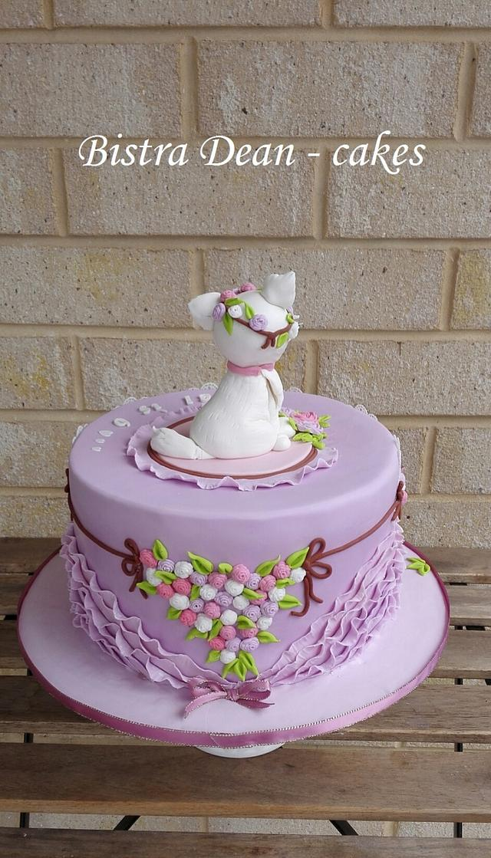Kitten cake :-)
