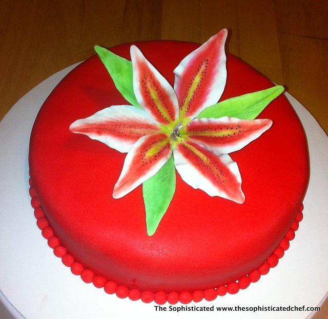 Red velvet Passion