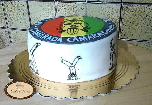 Capeira cake