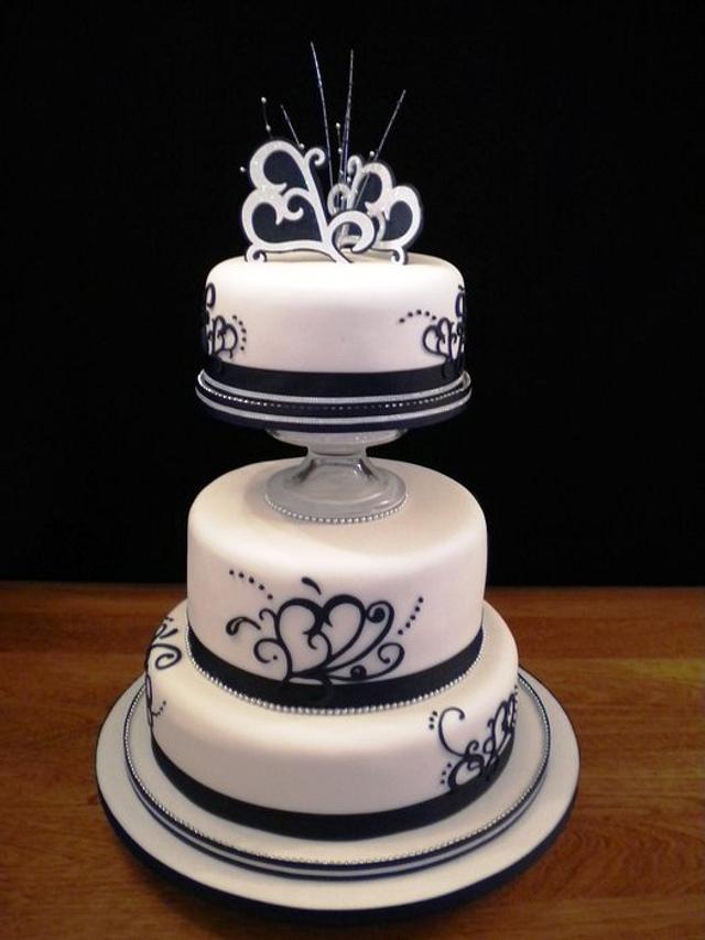 Latest wedding cake