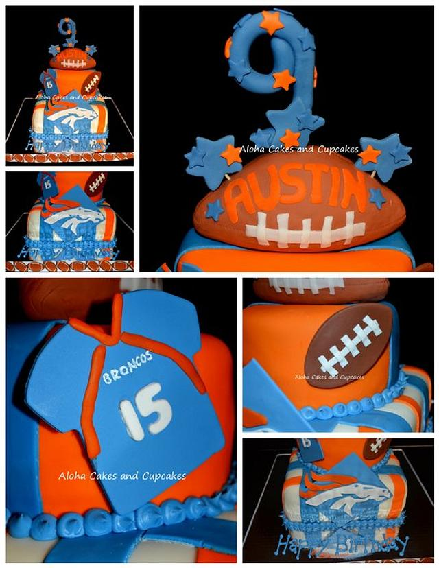 Broncos Birthday