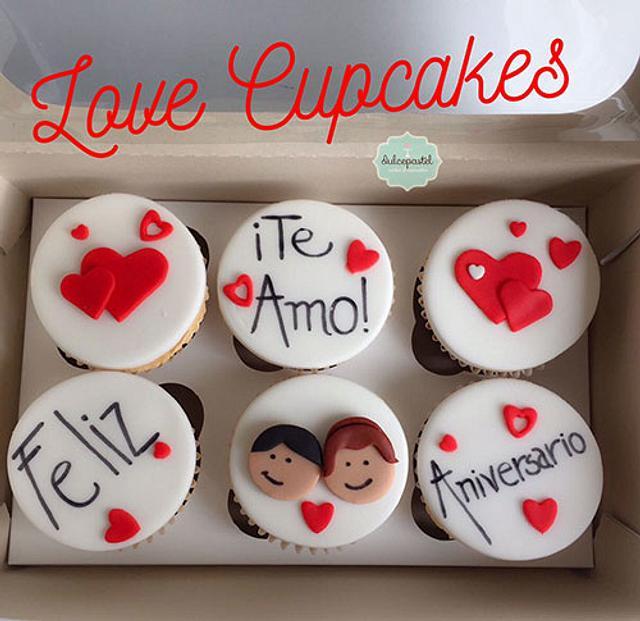Cupcakes Aniversario Medellín
