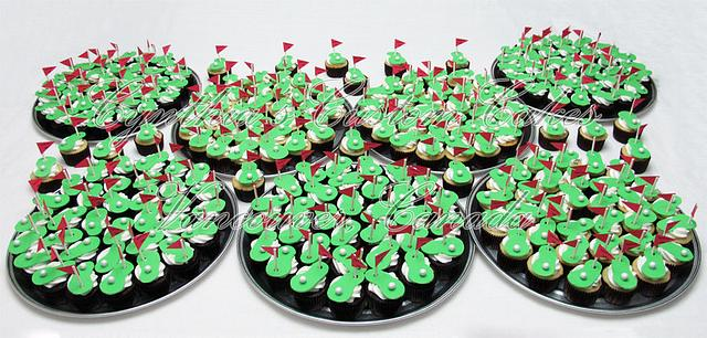 250 Cupcakes!
