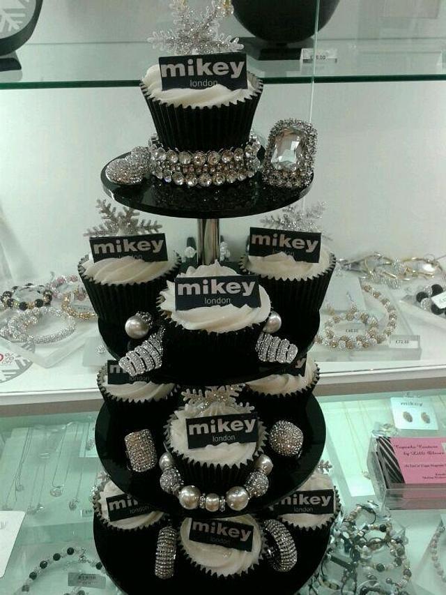 Bling Jewellery Cupcakes