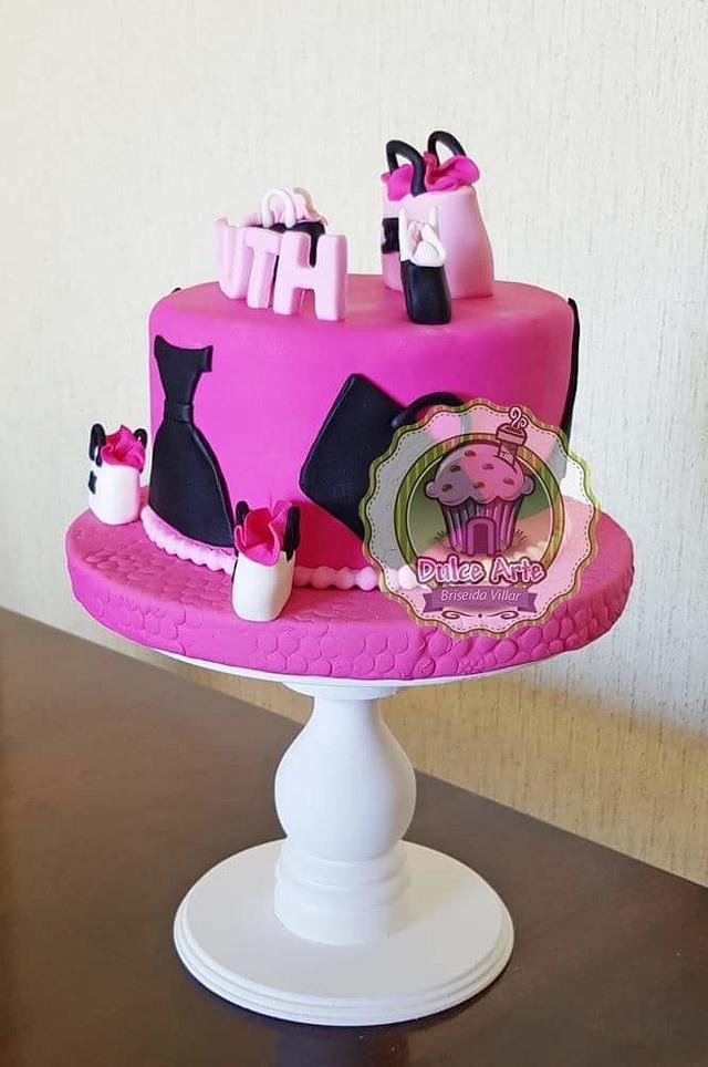 Ruth cake