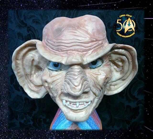 Quork Star Trek 50 Years Collaboration