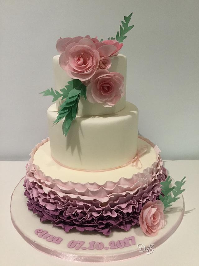 Crisistening cake