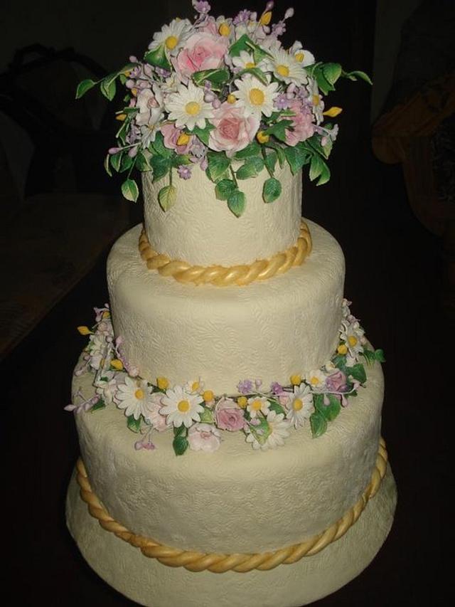 Pillar cake