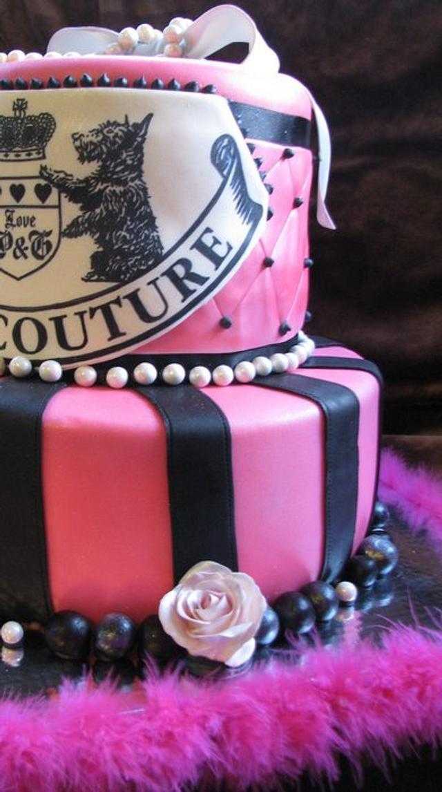 Juicy Sweet 16 Cake