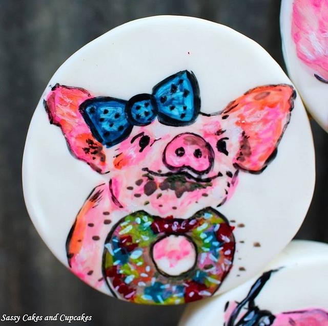 Animal Rights Collaboration 2016- Pigs