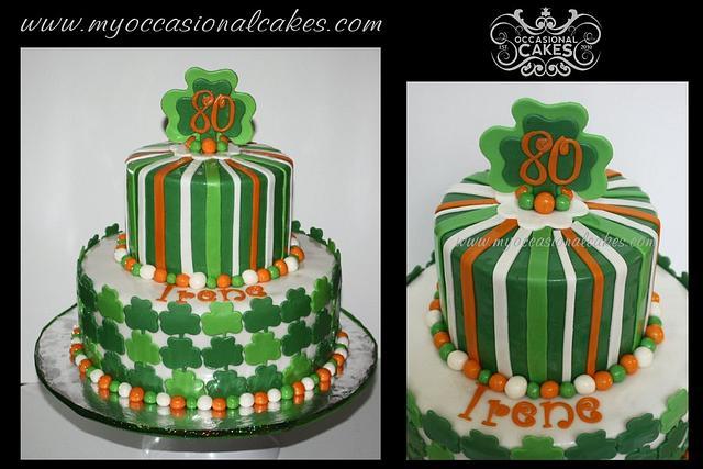 Irish 80th Birthday
