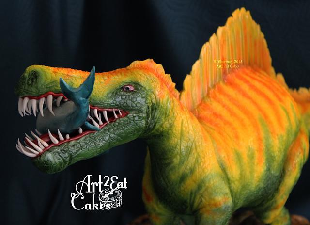 Spinosaurus Smiles
