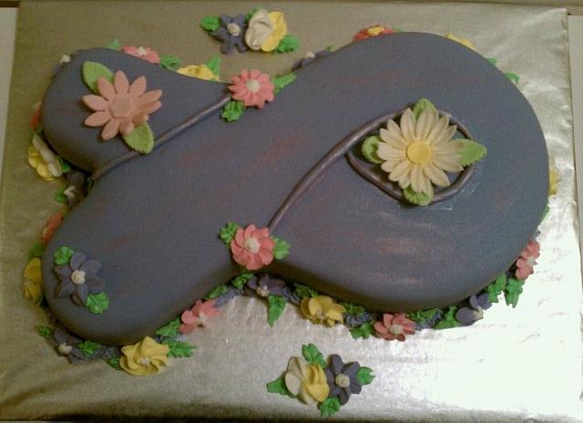 Cancer Survivor Birthday Cake