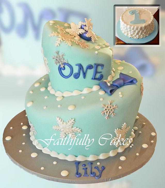 Snowflake 1st Birthday