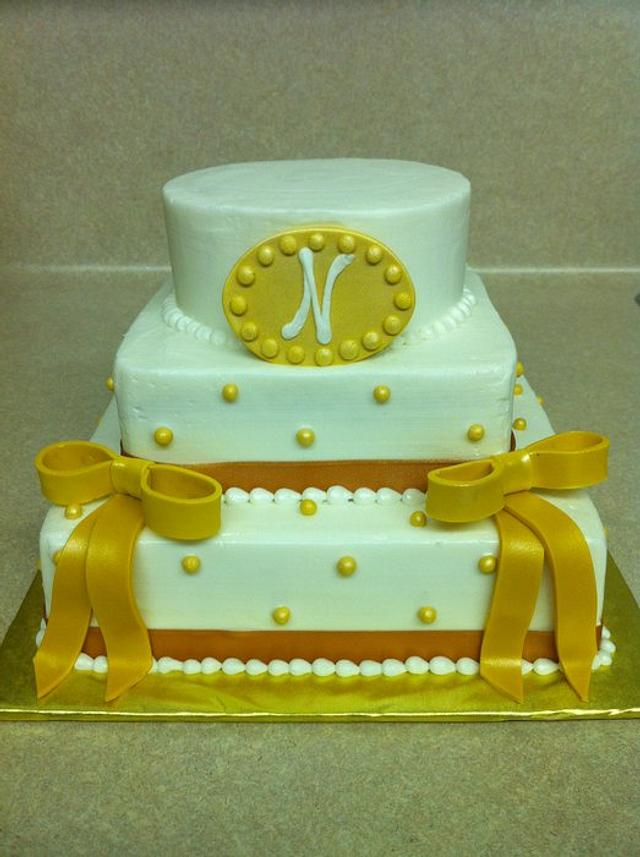 Gold & White Celebration