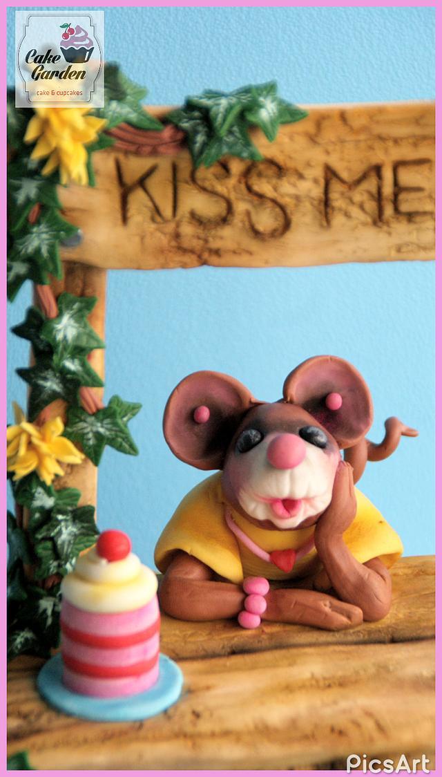 """Sweet valentine collaboration 2017 - """"Kissie Kissie"""""""