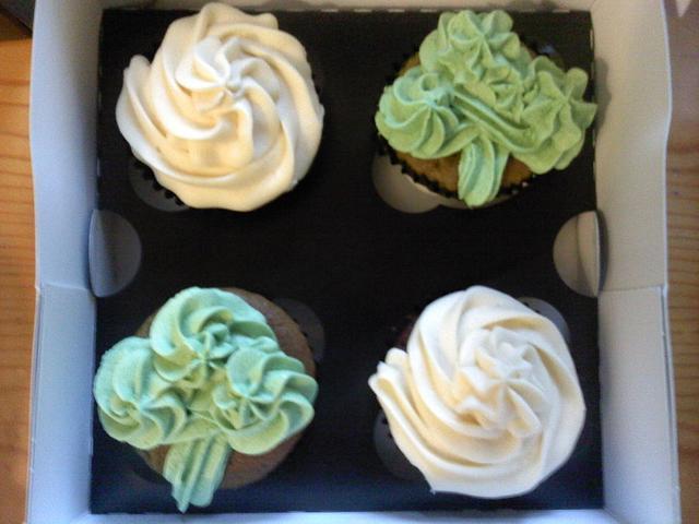 Paddy cupeycakes