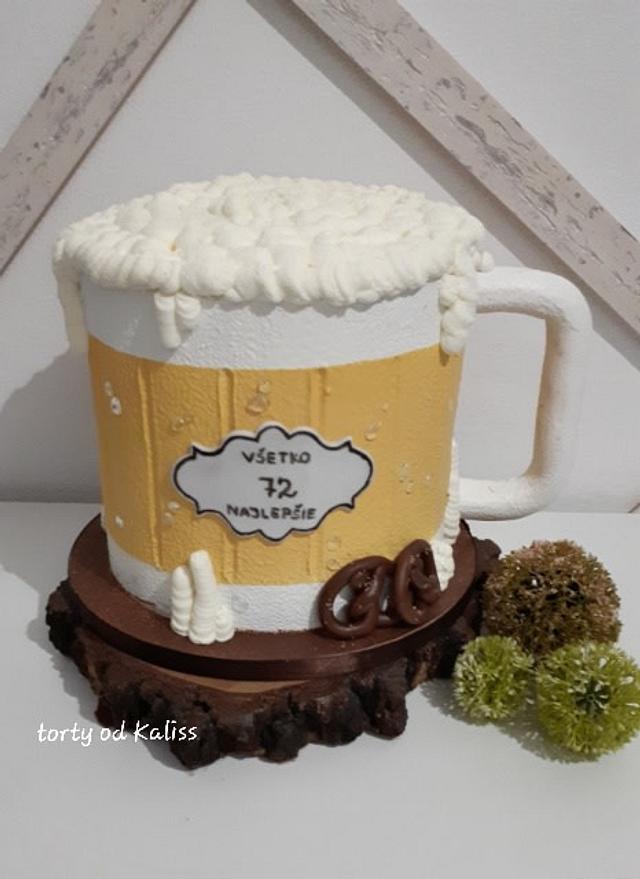 Bday Beer Cup