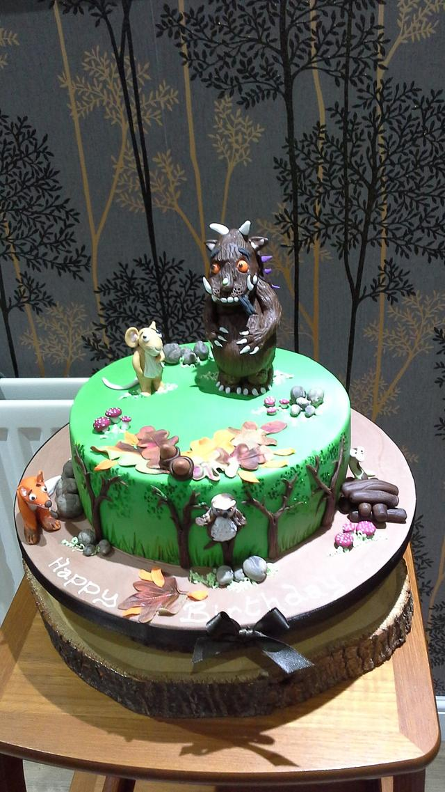 Gruffalow  cake