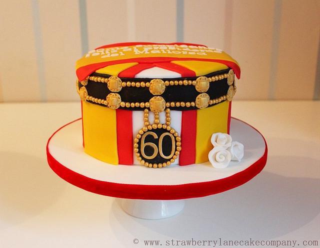 Mayor of Majorca Cake