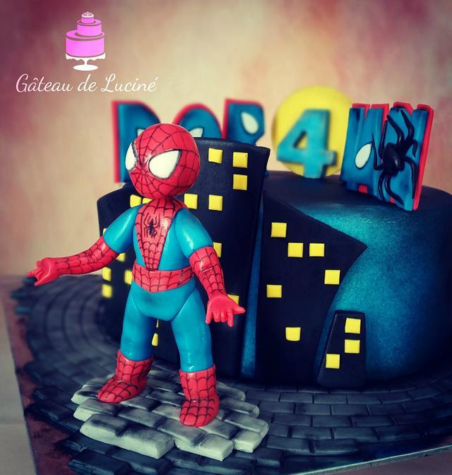 SpiderBoy DORIAN