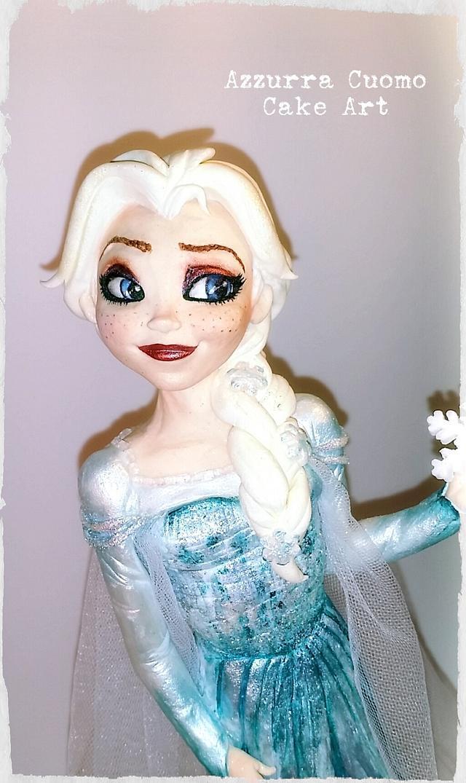 Queen Elsa from Frozen.... ♡