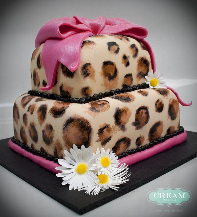 The Jordann Cake