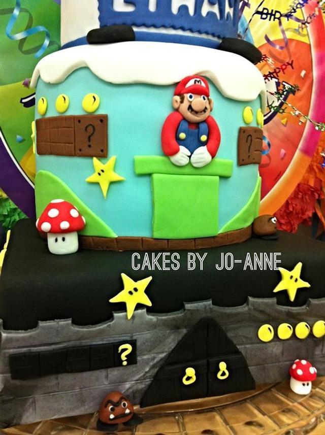 Mario Themed Birthday