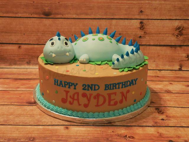 A Dinosaur Birthday