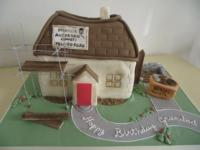 Awesome Mens Birthday Cakes Cake By Karina Leonard Cakesdecor Personalised Birthday Cards Paralily Jamesorg