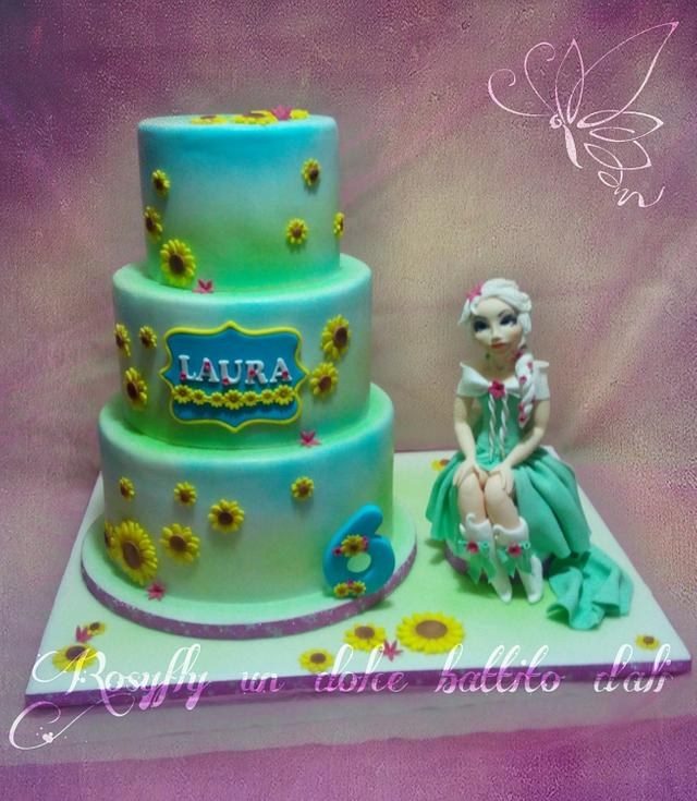 Laura's ... Fever cake !