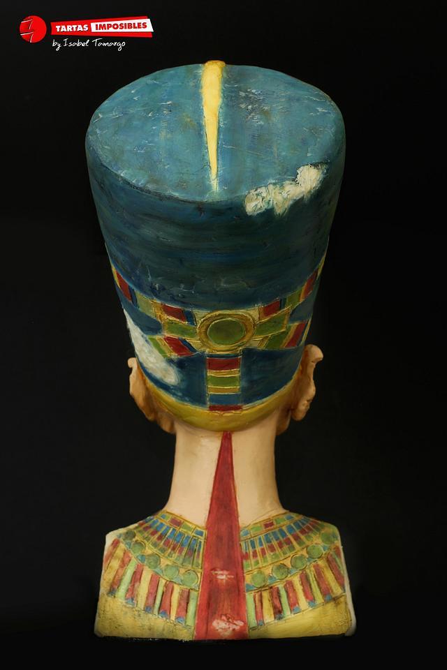 Queen Nefertiti (Sugar Art Museum)