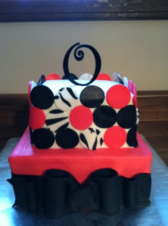 My Punks cake