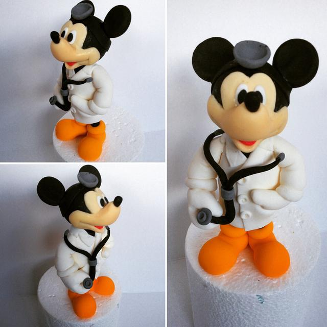 Mickey doctor