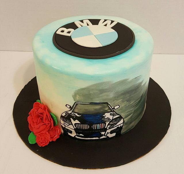 BMW Lovers Cake